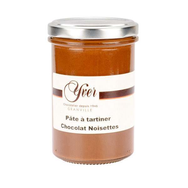 Pâte à tartiner artisanale Caen