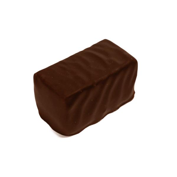 Ganache de chocolat noir à la pulpe de citron