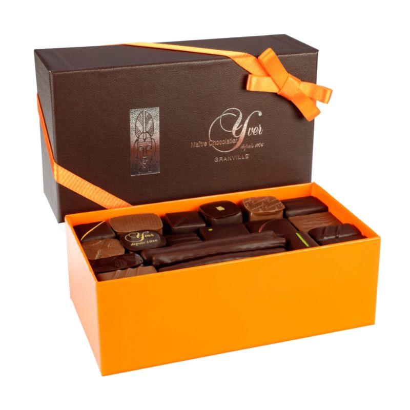 Déguster les Chocolats Yver