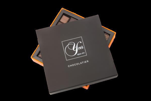Coffret prestige 38 chocolats