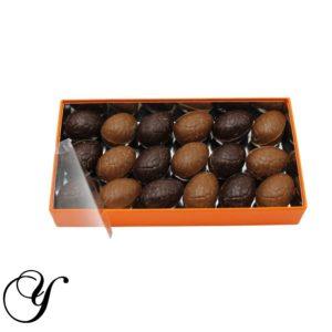 Oeuf praliné chocolat Yver