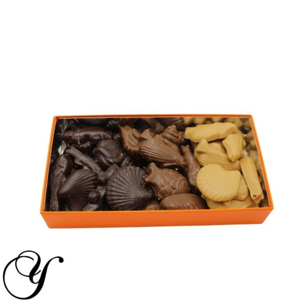 Chocolat de paques Yver