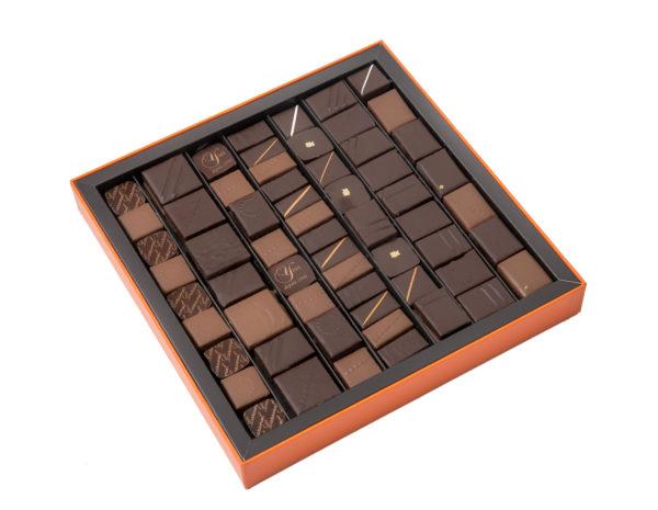 chocolat yver coffret prestige