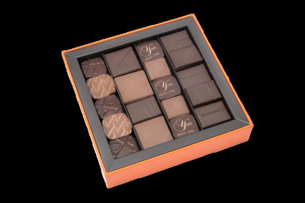 Coffret chocolats Yver
