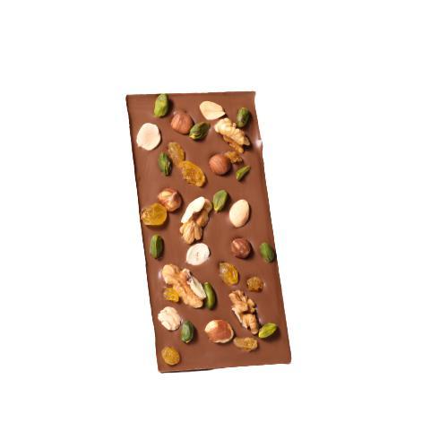 Tablettes Chocolat noir lait