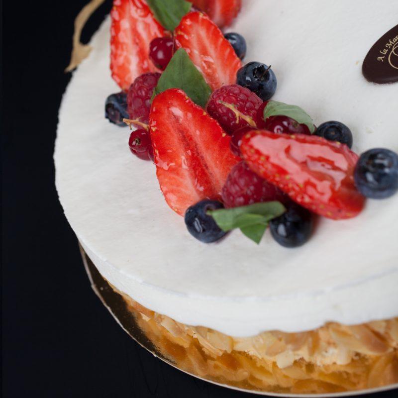 Pâtisseries Yver personnalisée