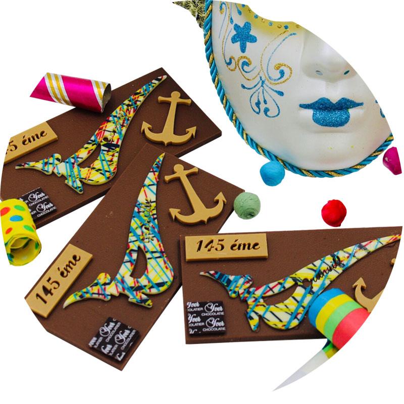 chocolat carnaval de granville