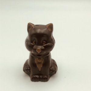 chat chocolat paques