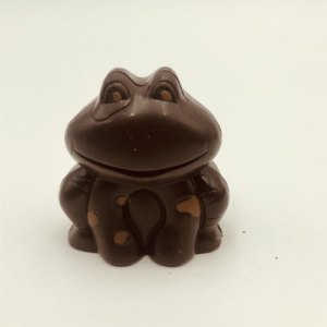 grenouille paques chocolat
