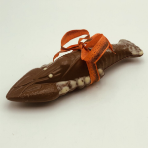 homar d chocolat paques