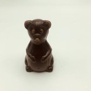 souris chocolat paques