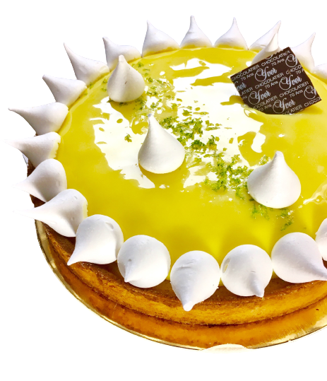 Tarte au citron meringué Yver