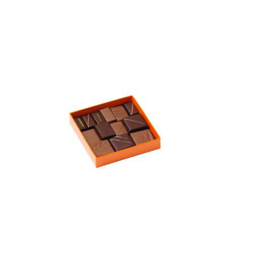 Chocolat noir et lait