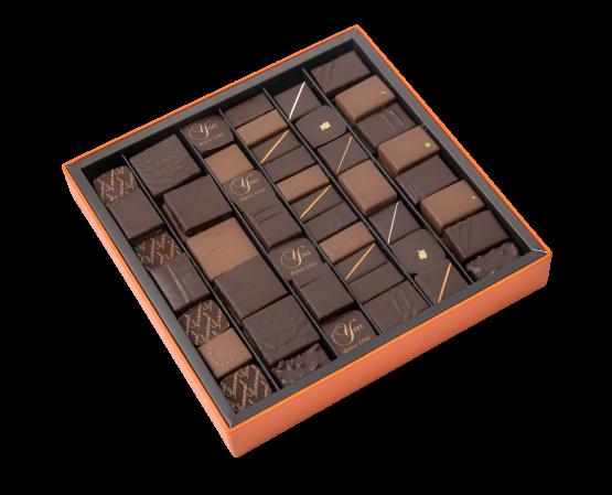 Yver coffret chocolats